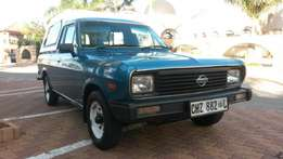 Nissan 1400 clean & reliable