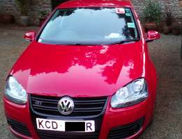 2007 VW Golf Gt for sale