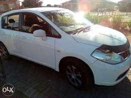 Nissan Tiida 1.6 for sale
