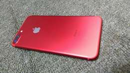 7+ red edition (iphone)