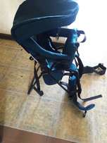 Original baby back hicking chair