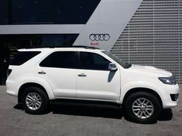 2015 Toyota Fortuner 2.5d-4d Rb Manual with only 65857kms