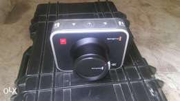 Black magic camera 4k for rent within Lagos only