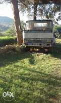 FH 100 Mitsubishi .Cabin and Chasis only