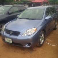 Few Months Nigeria Used Toyota Matrix, 2006. XR, Excellent Condition.