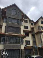 3br apartment to let in ngong rd yaya