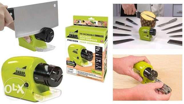 knife scissors sharpener