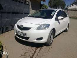 Very clean toyota belta 1300 cc