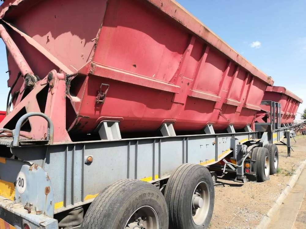 2006 Sa Truck Bodies Link Side Tipper Trucks Commercial Vehicles 1062705170