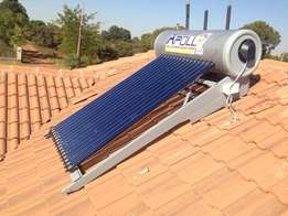 Solar Geysers supply and installations