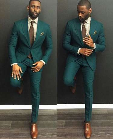 Jungle green tuxedos. FREE DELIVERY. Nairobi CBD - image 1