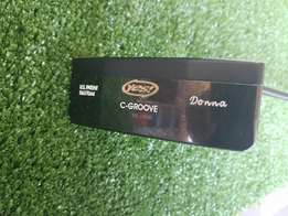 Golf Putter, YES Donna C-Groove putter.