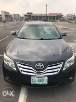 few months used 2008 Toyota Camry xle thumb start