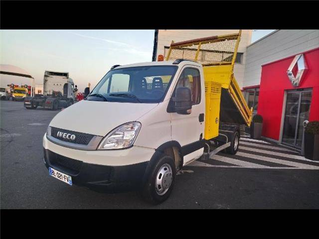 Iveco Daily CCb 35C13 D Empattement 3450 BV5 Plus