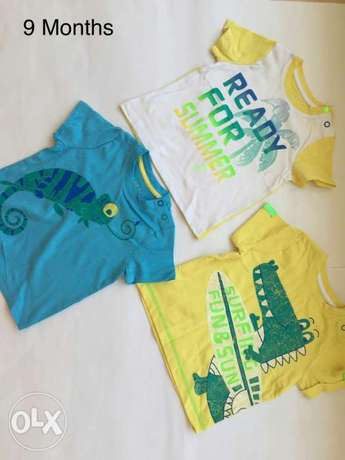 Summer T-Shirts for Boys and Girls Mombasa Island - image 3