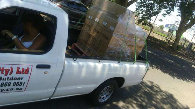 Hire a bakkie for all your moving today Johannesburg CBD - image 7