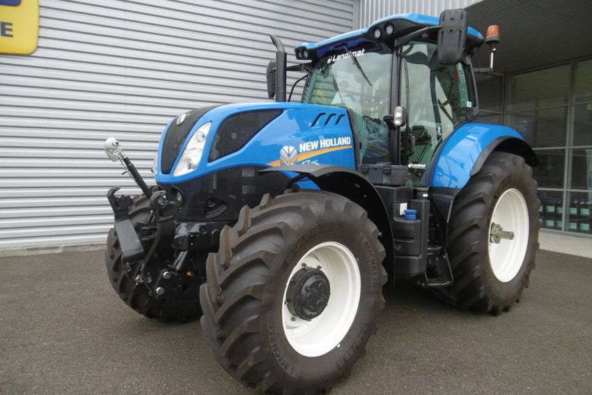 New Holland T 7 190 Power Command - 2017