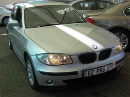 BMW 116 Manual 5 Speed 195 000 Kilos Silver Great Family Car