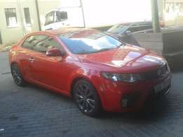 2011 Red Kia Cerato Coup 2.0 for sale