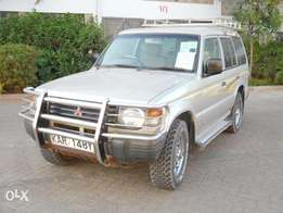 Mitsubishi Pajero Petrol Local