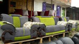Five seater couches