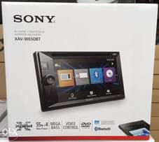 Sony car radio W650bt