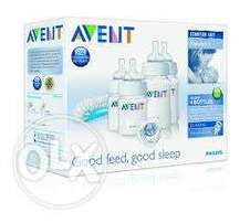 Philips Avent Newborn Starter Set, Clinically Proven to Reduce Colic