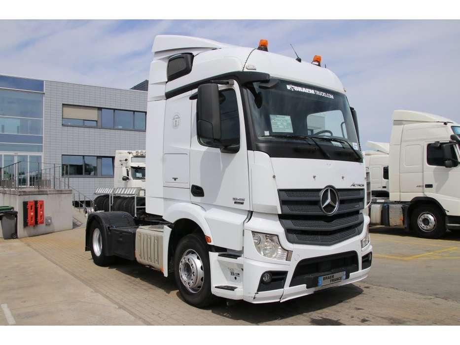 Mercedes-Benz ACTROS 1845 MP4 - 2012 - image 3
