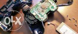 Ps3 Game Pad Fixing Analog and other stuffs
