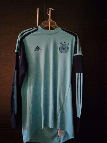 c08a713541da3 Bluza bramkarska adidas Germany Goalkeeper roz. L Rudnik nad Sanem - image 1