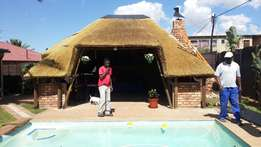 Worldwide Thatching, Swimming pools,Paving and Tar surfaces.