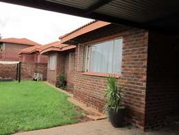 Townhouse For Sale in Modimolle