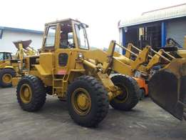 930 Front Loader with cab