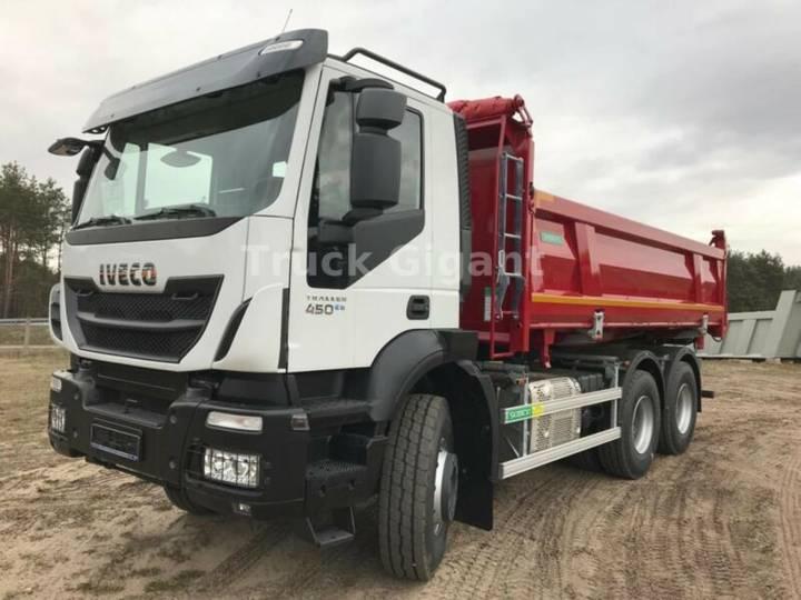 Iveco Trakker 450, 6X4, Hydrobord - 2019