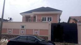 Newly built 3bedroom apartment for rent at Gemade Estate Egbeda Lagos