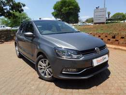 VW Polo TSi Highline - 2016