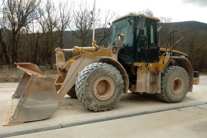Caterpillar 950 G Ii - 2005