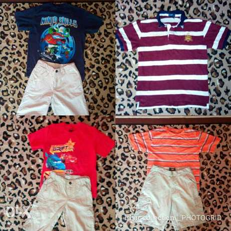 Shorts and t-shirts Eastleigh - image 1