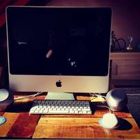 Early 2008 iMac for Sale or swap for a MacBook
