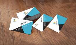 Logo, Letterhead and Business Card Designing