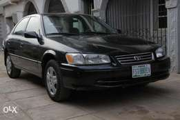 Toyota Camry Full Option (LE)