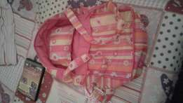 Baby doll carry bed