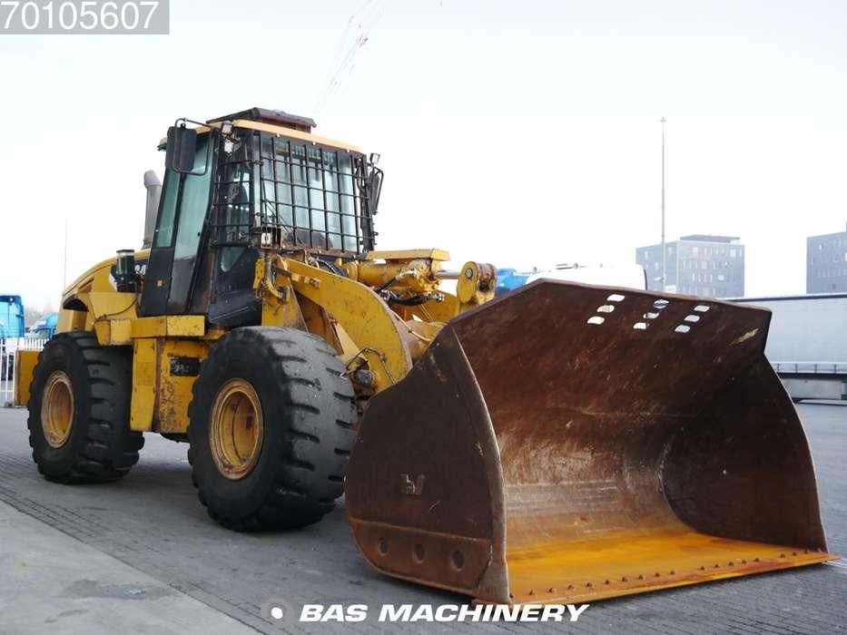 Caterpillar 950H Dutch machine - L5 tyres - 2009 - image 4