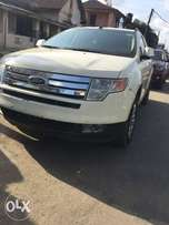 One year registered 2008 Ford Edge