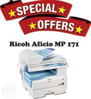Mp ricoh africio 171, 25k only, two months old.