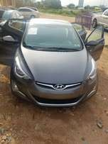 A neat Hyundai elantra 2014 model for sale