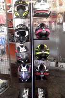 Helmets !!! a must have !!!