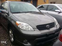 Tokunbo Toyota Matrix 2006 Grey