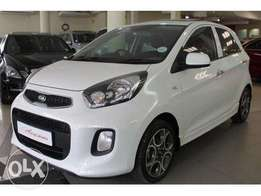 kia picanto with sunroof finance available