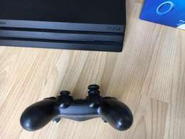 PS4 PRO (Playstation 4 Pro) with ACTIVE WARRANTY & GAMES